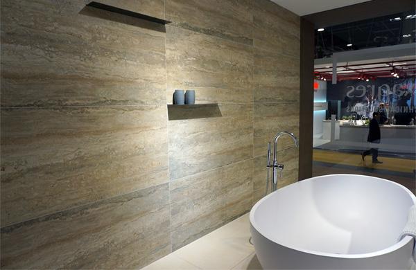 novedades en azulejos cerámicos baño exagres