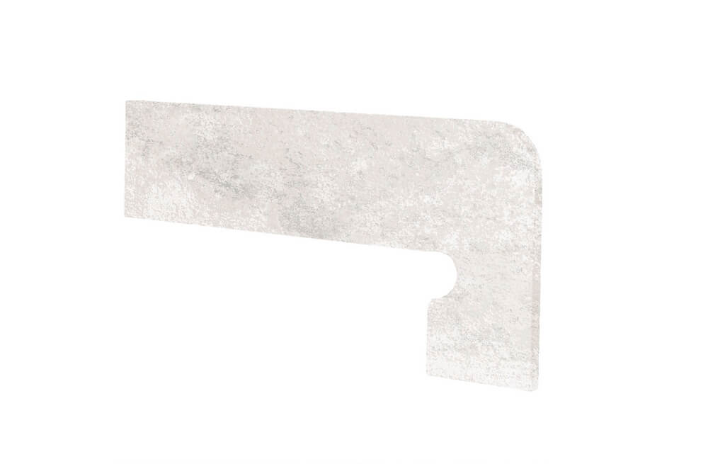 ZANQUIN ML IZDA. DCHA. MANHATTAN WHITE 395X175 CM